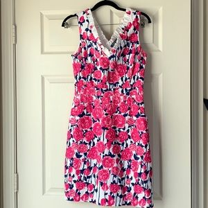 Vineyard Vines Kentucky Derby Dress Sz 2